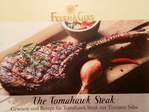 The Tomahawk Steak